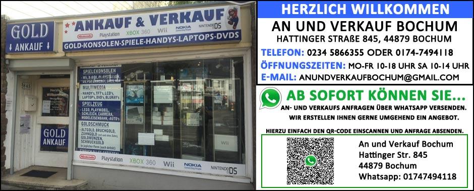 An Und Verkauf Bochum Wir Kaufen Alles An